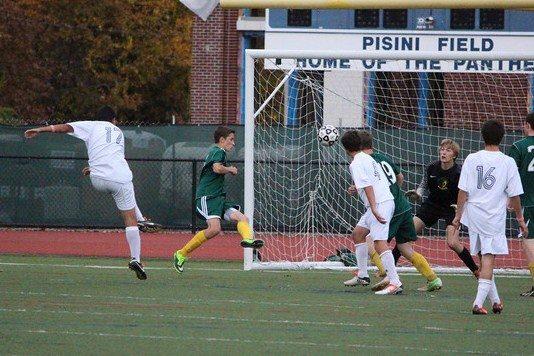 Cobi Frongillo Scores Soccer Goal!