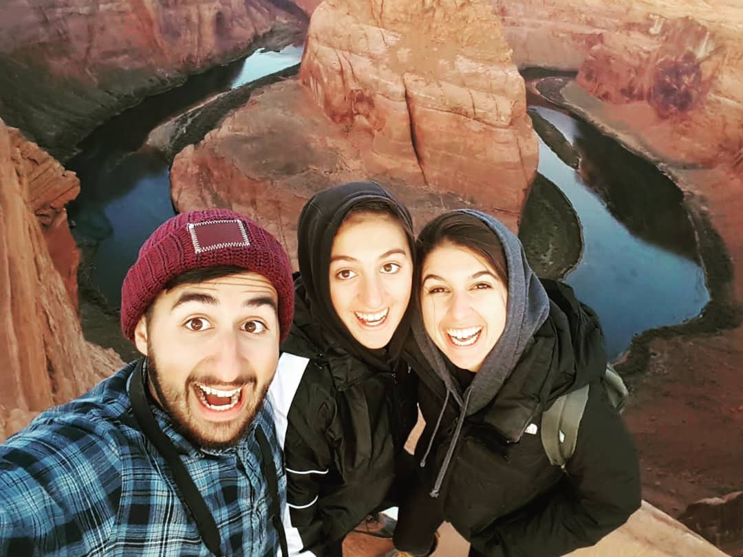 Cobi Frongillo Goes to Utah With Sisters